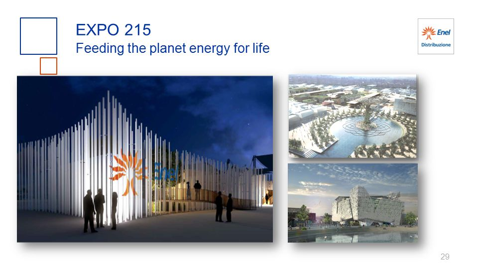 EXPO 215 Feeding the planet energy for life