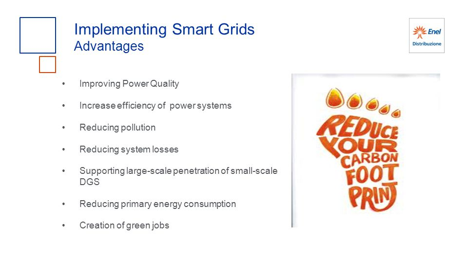 Implementing Smart Grids