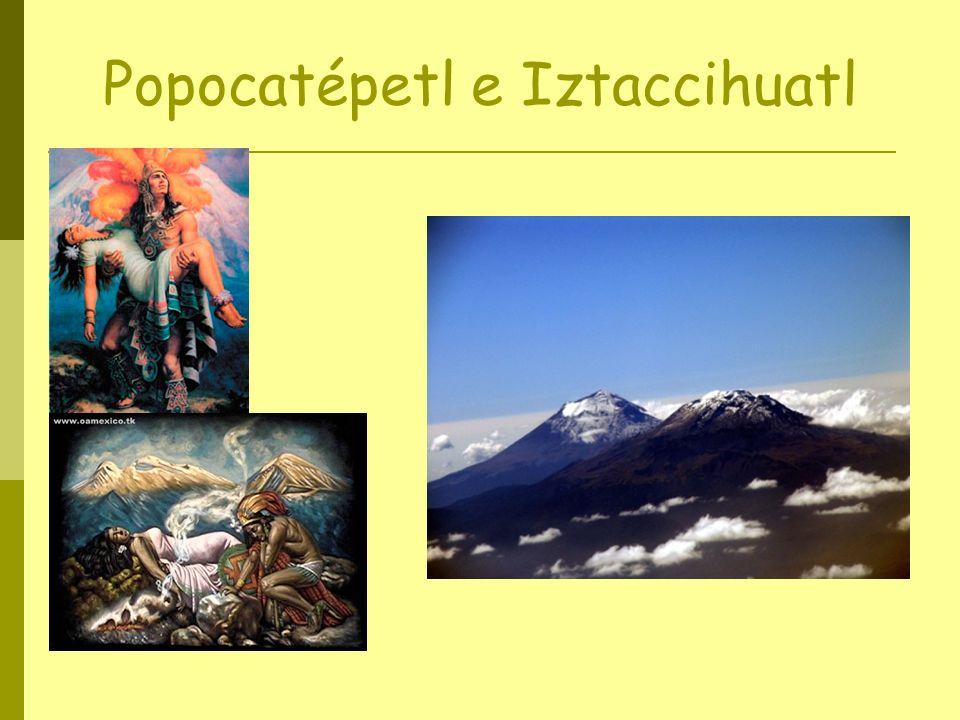 Popocatépetl e Iztaccihuatl