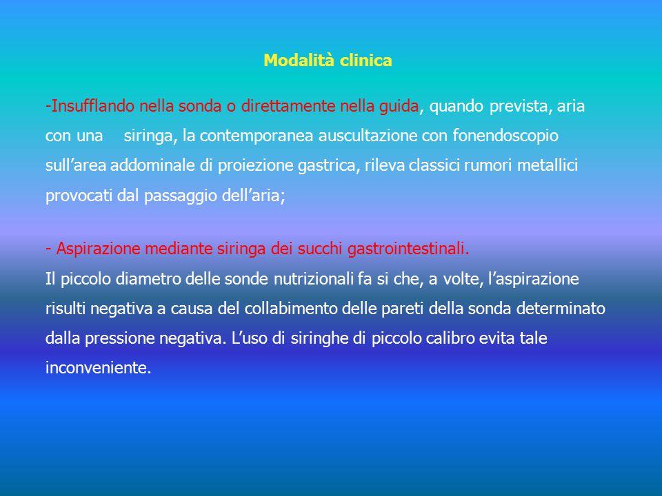 Modalità clinica