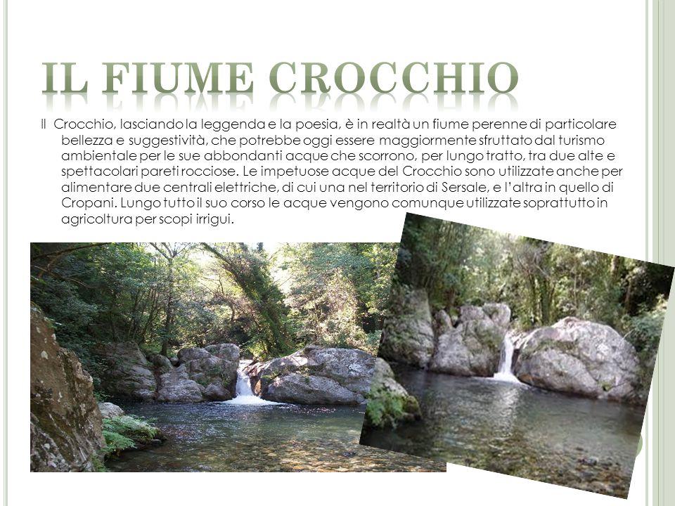 il fiume crocchio