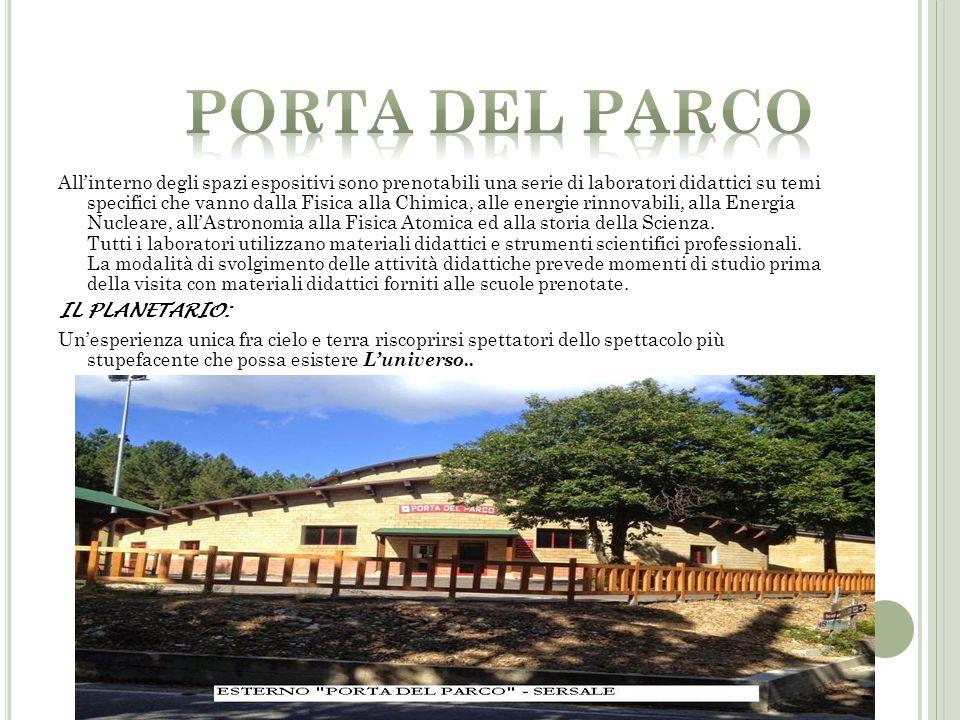 PORTA DEL PARCO