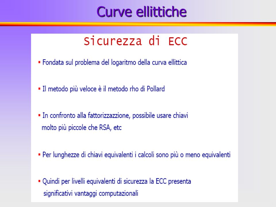 Curve ellittiche