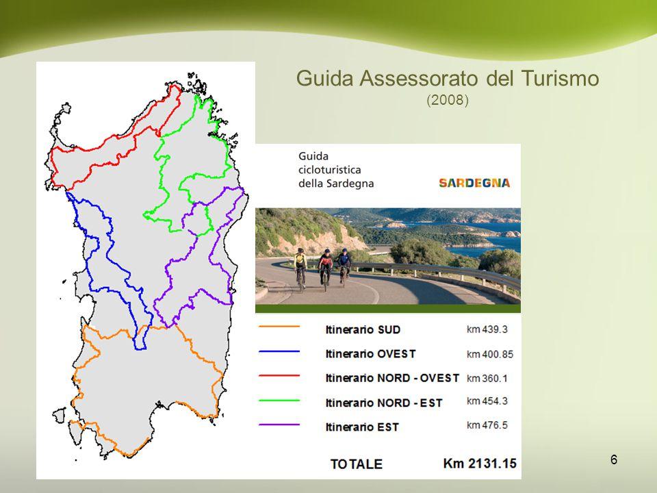 Guida Assessorato del Turismo