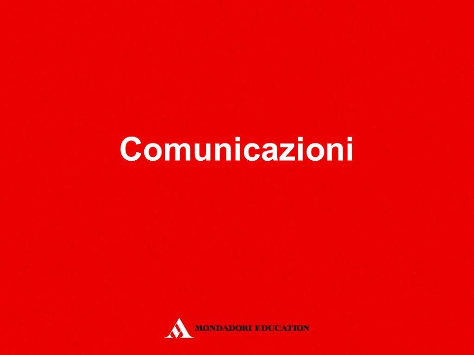 Comunicazioni *