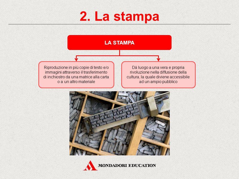 2. La stampa LA STAMPA.