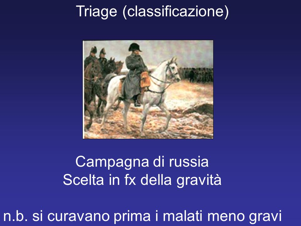 Triage (classificazione)