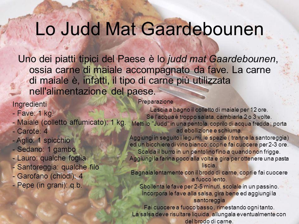 Lo Judd Mat Gaardebounen