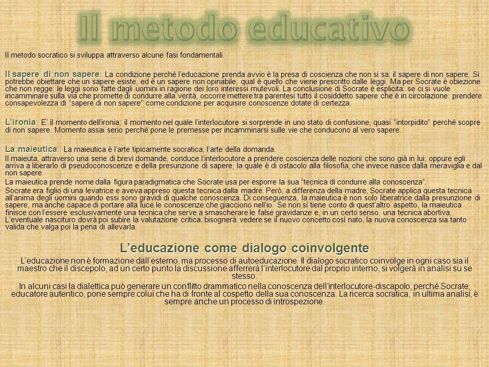 L'educazione come dialogo coinvolgente