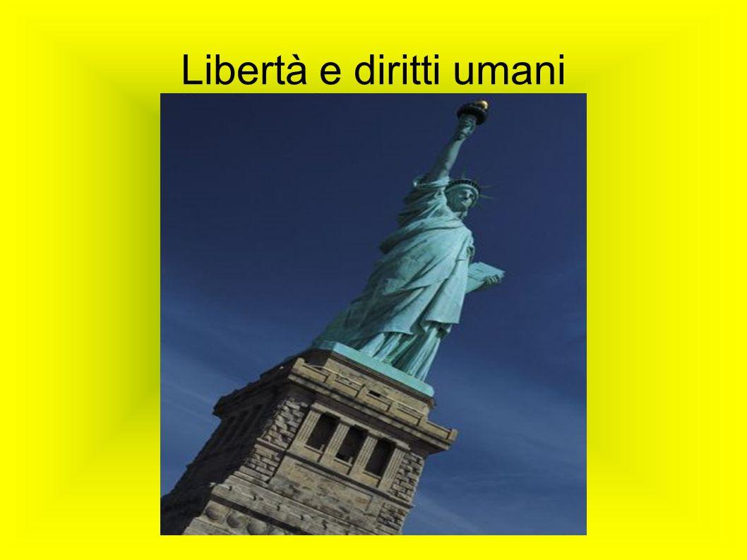 Libertà e diritti umani