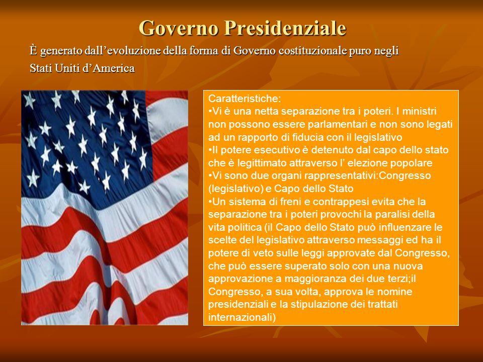 Governo Presidenziale