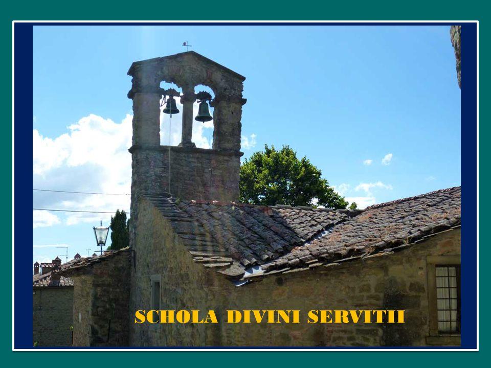 SCHOLA DIVINI SERVITII