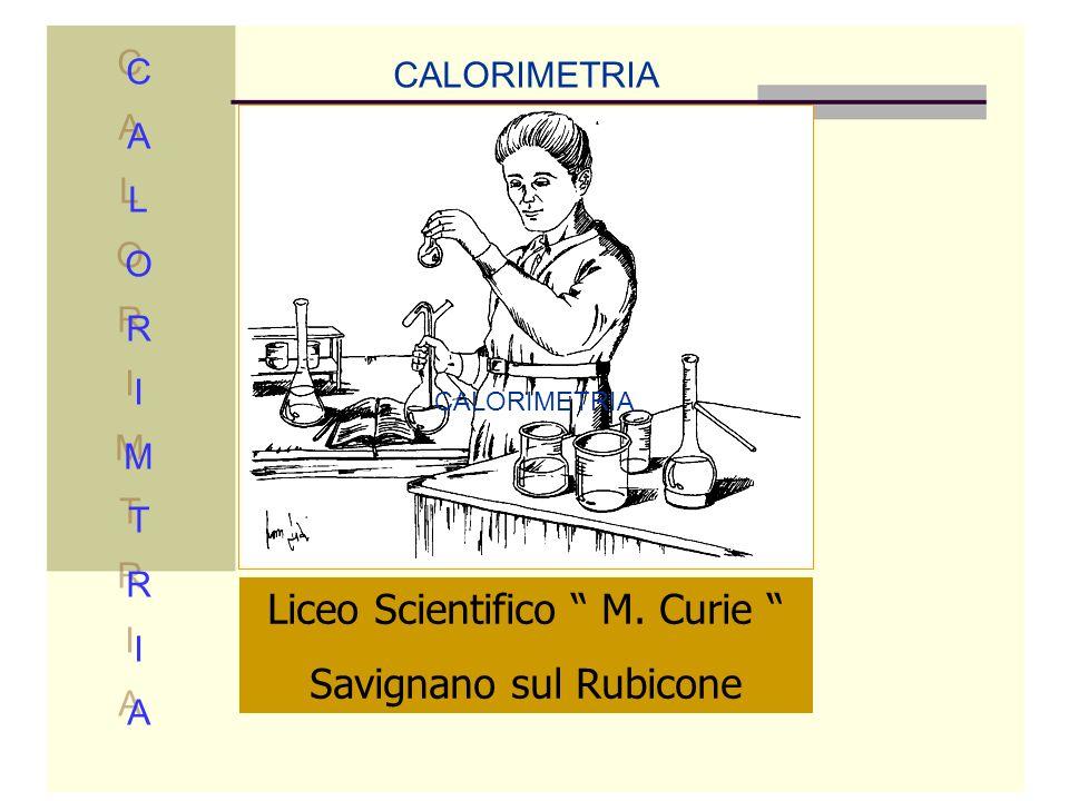 Liceo Scientifico M. Curie Savignano sul Rubicone