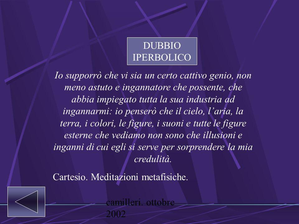 DUBBIO IPERBOLICO.