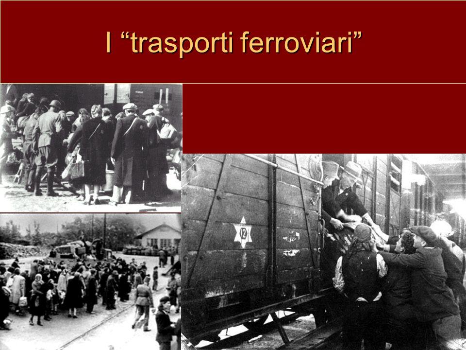 I trasporti ferroviari