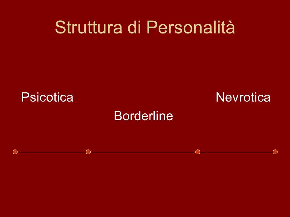 Struttura di Personalità