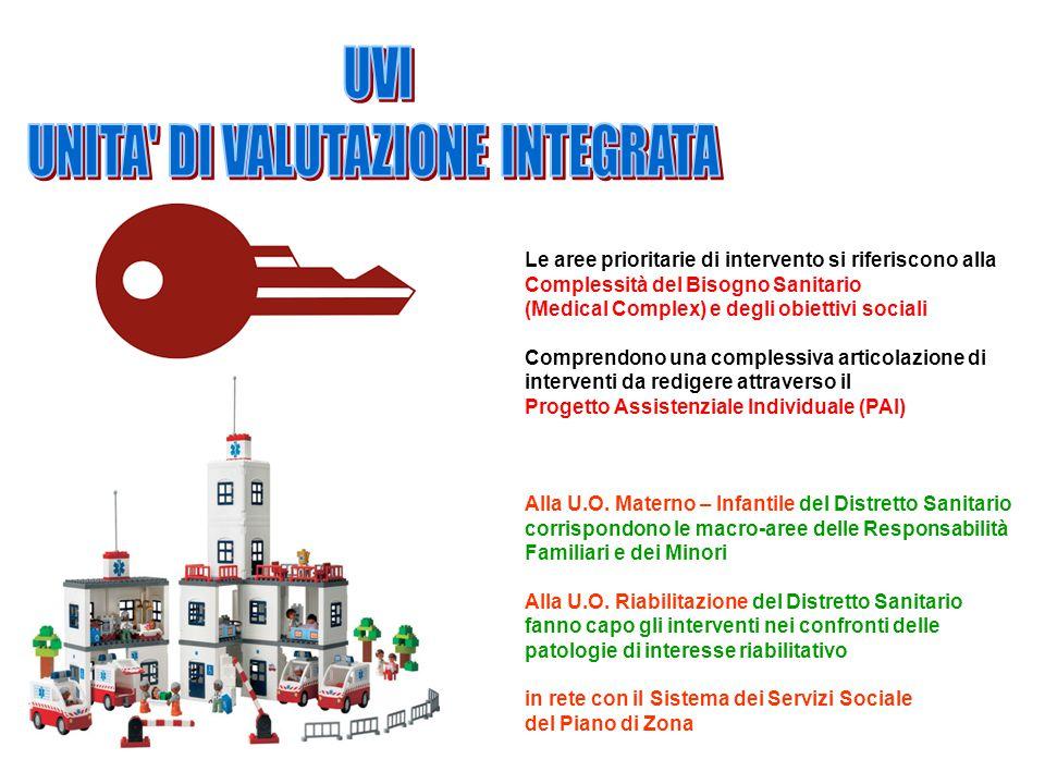 UNITA DI VALUTAZIONE INTEGRATA