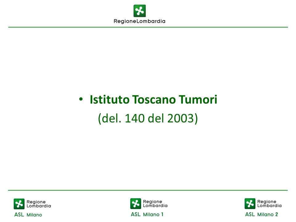 Istituto Toscano Tumori