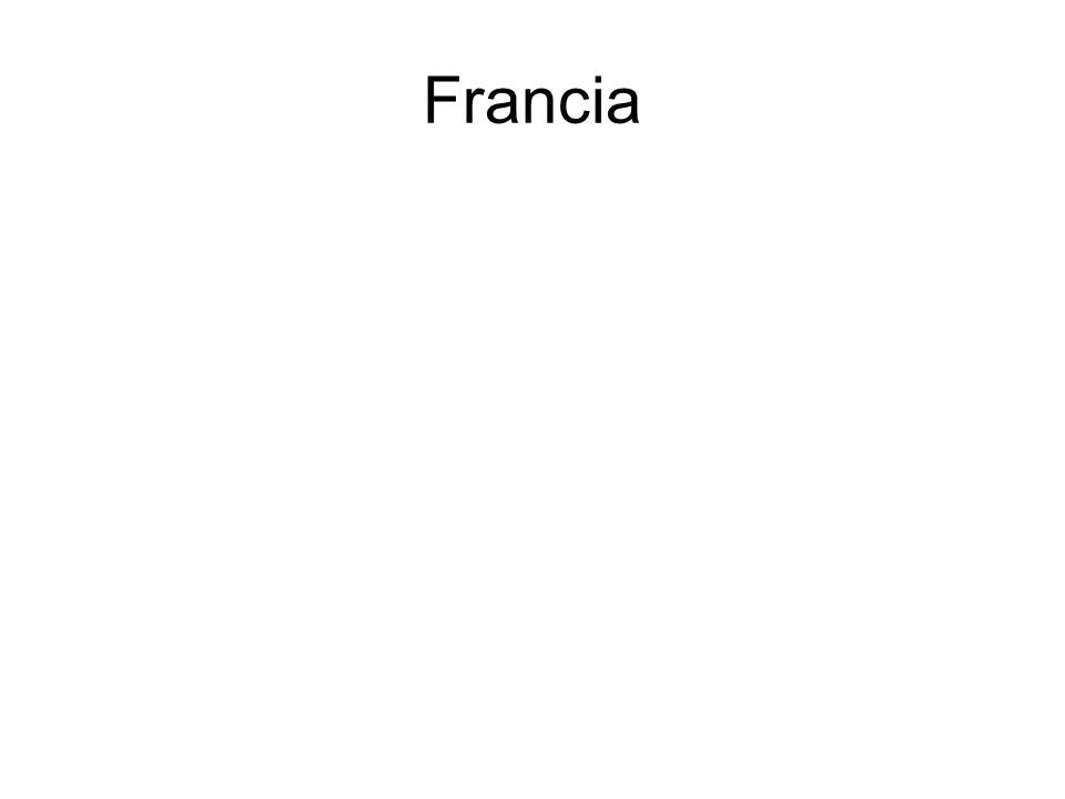 Francia In questa diapositiva Scegliere layout titolo e contenuto