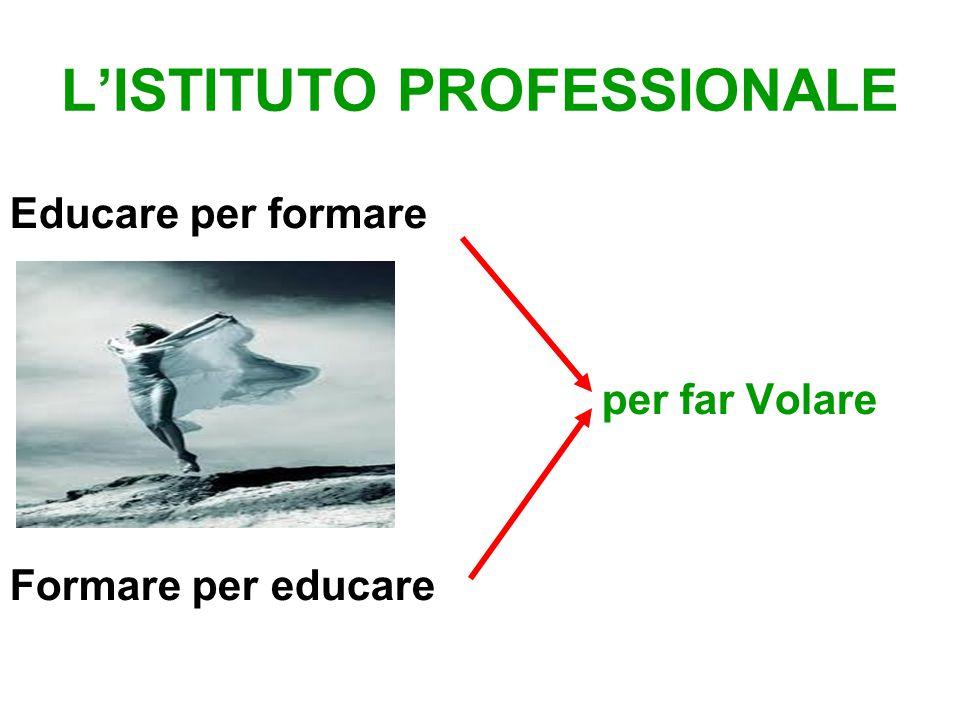 L'ISTITUTO PROFESSIONALE