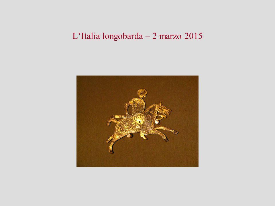 L'Italia longobarda – 2 marzo 2015