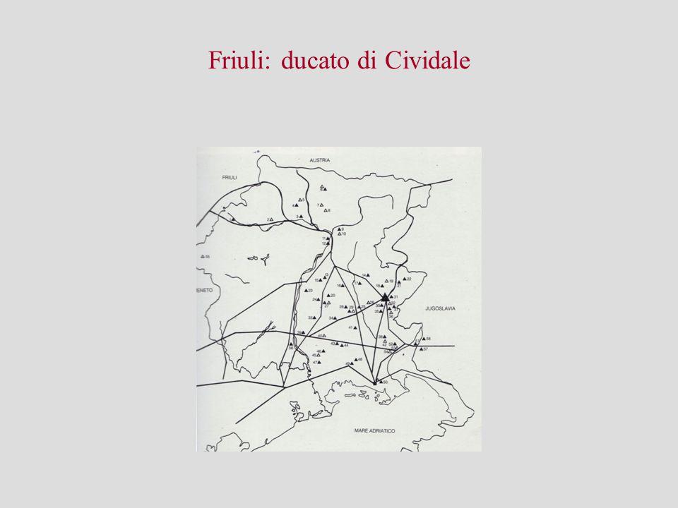 Friuli: ducato di Cividale