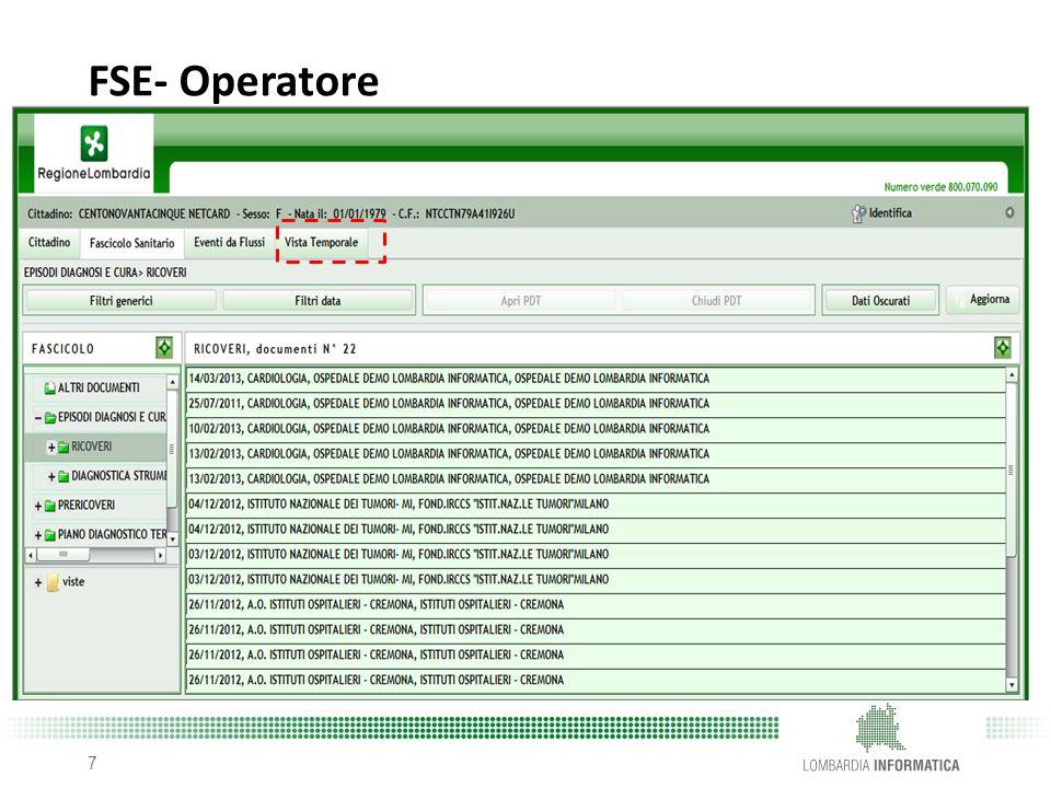FSE- Operatore
