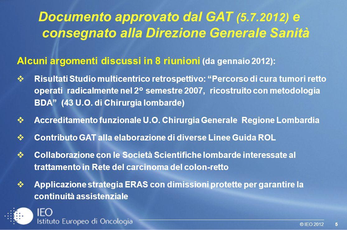 Documento approvato dal GAT (5. 7