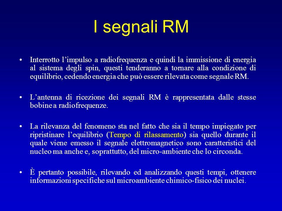 I segnali RM