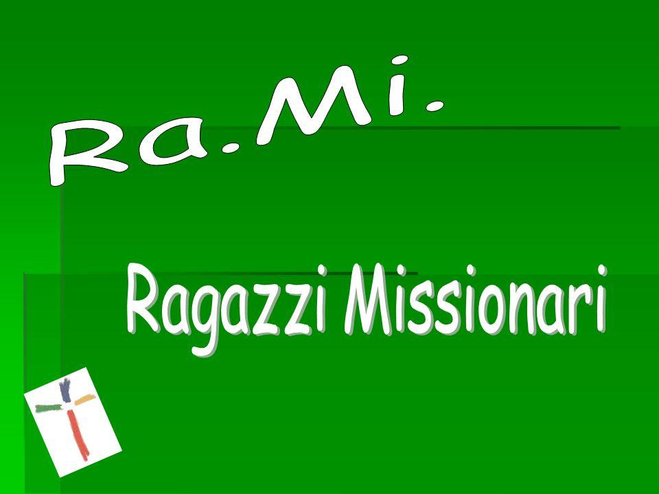 Ra.Mi. Ragazzi Missionari