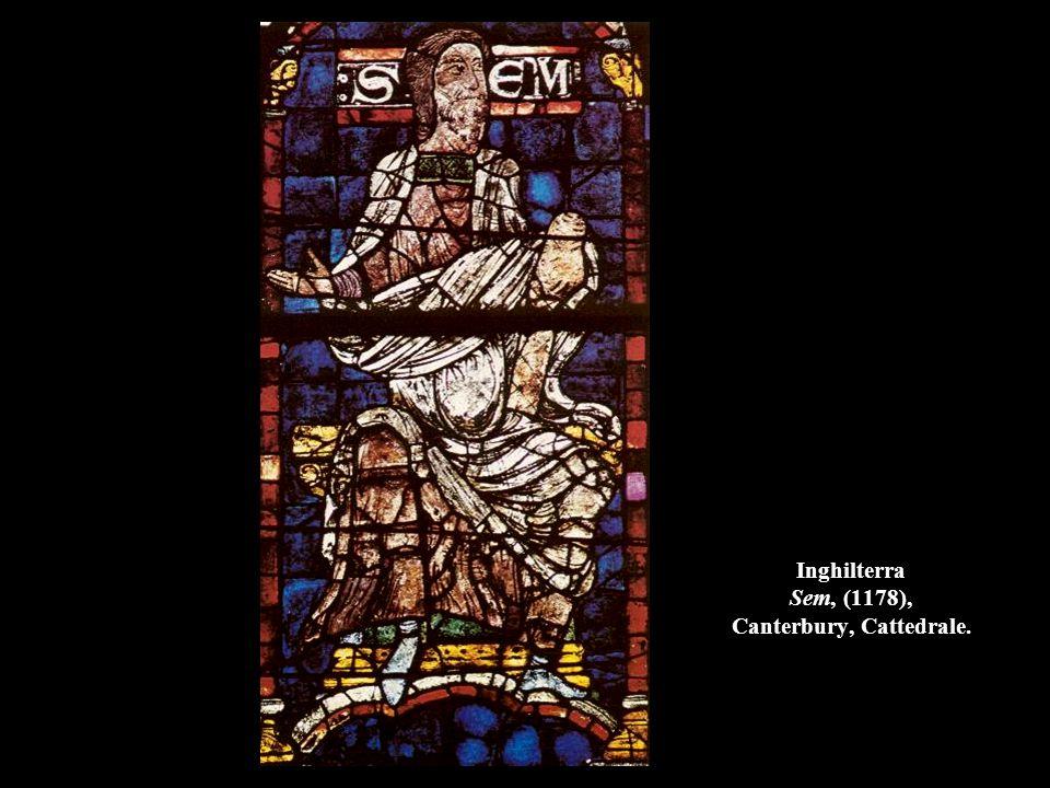 Inghilterra Sem, (1178), Canterbury, Cattedrale.