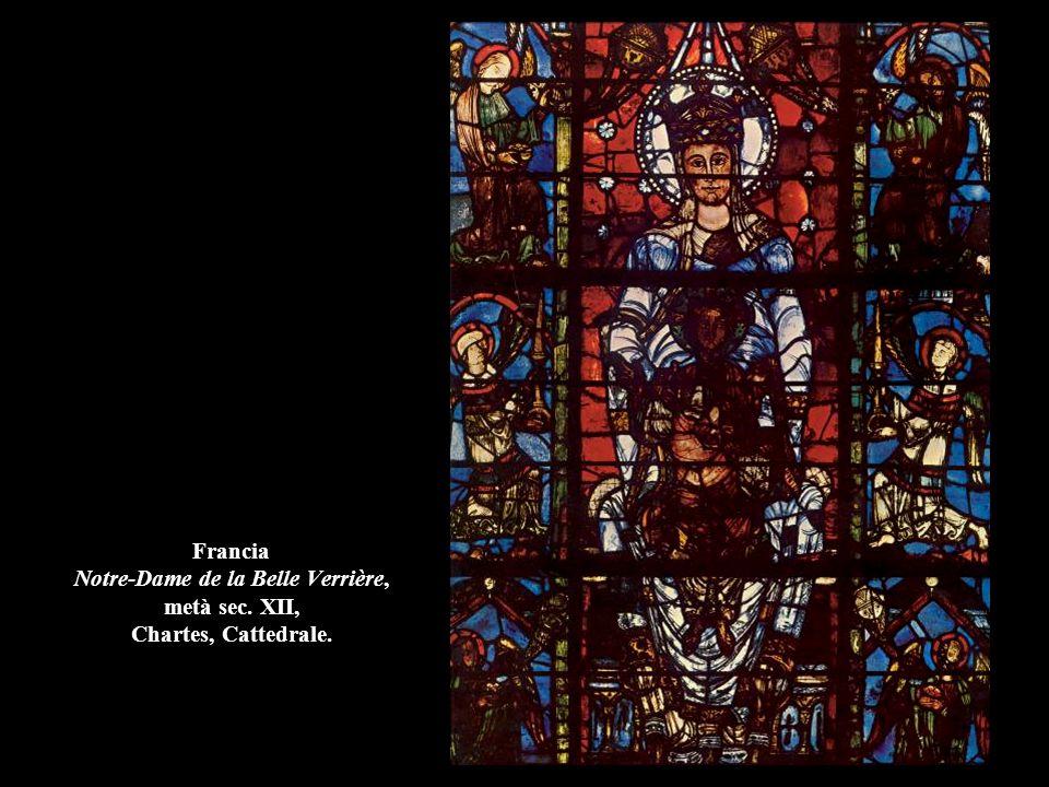 Francia Notre-Dame de la Belle Verrière, metà sec