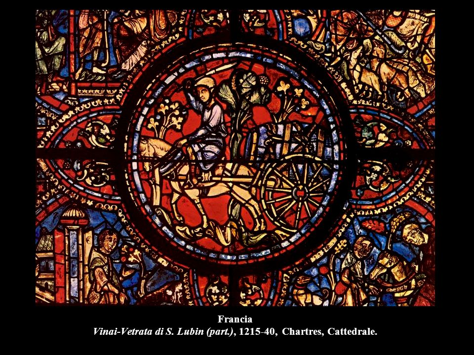 Francia Vinai-Vetrata di S. Lubin (part