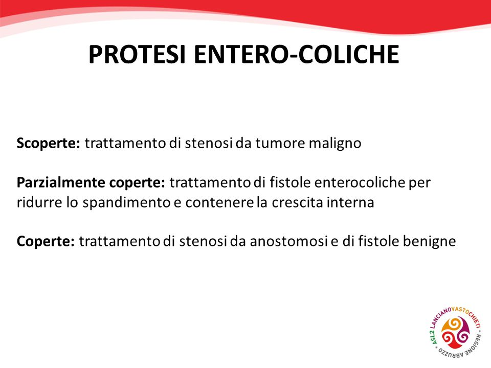 PROTESI ENTERO-COLICHE