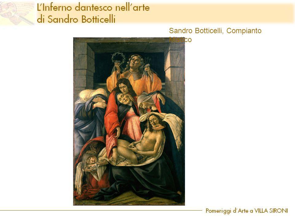 Sandro Botticelli, Compianto Mistico