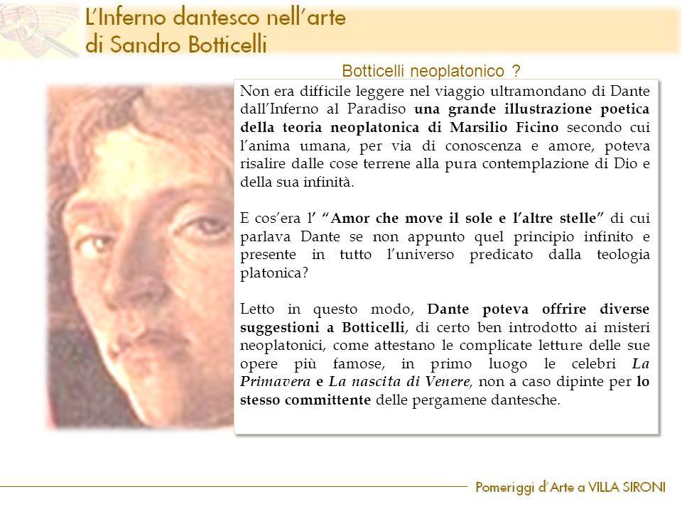 Botticelli neoplatonico