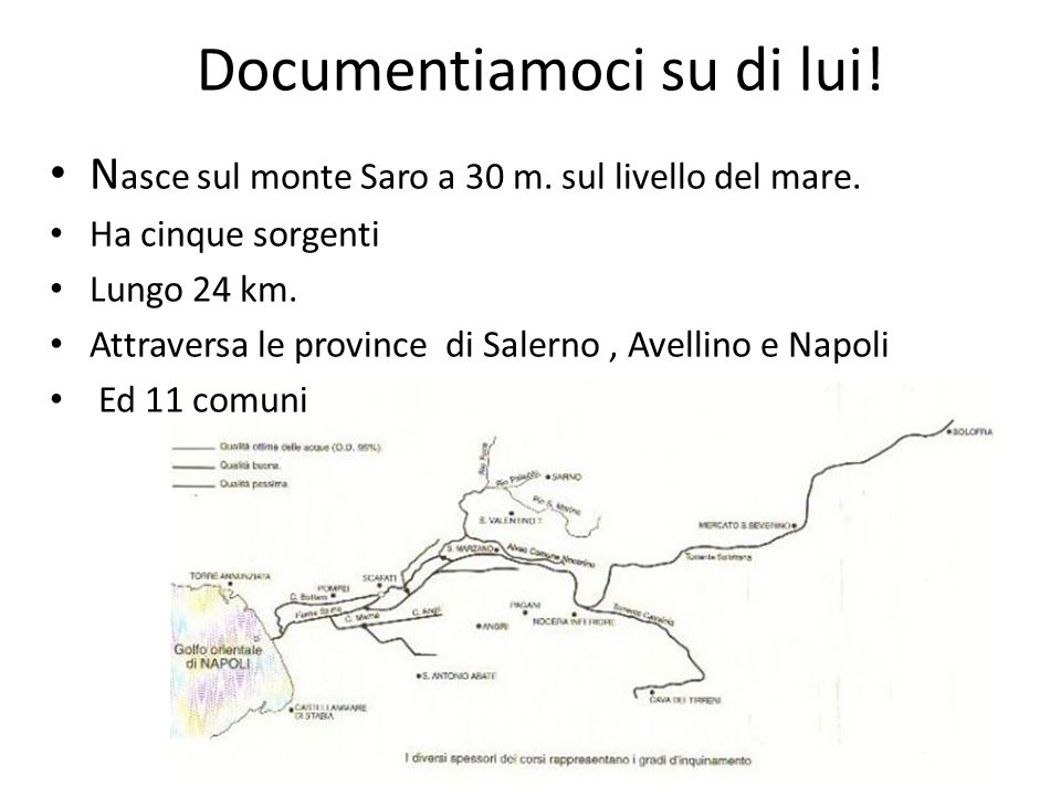 Documentiamoci su di lui!