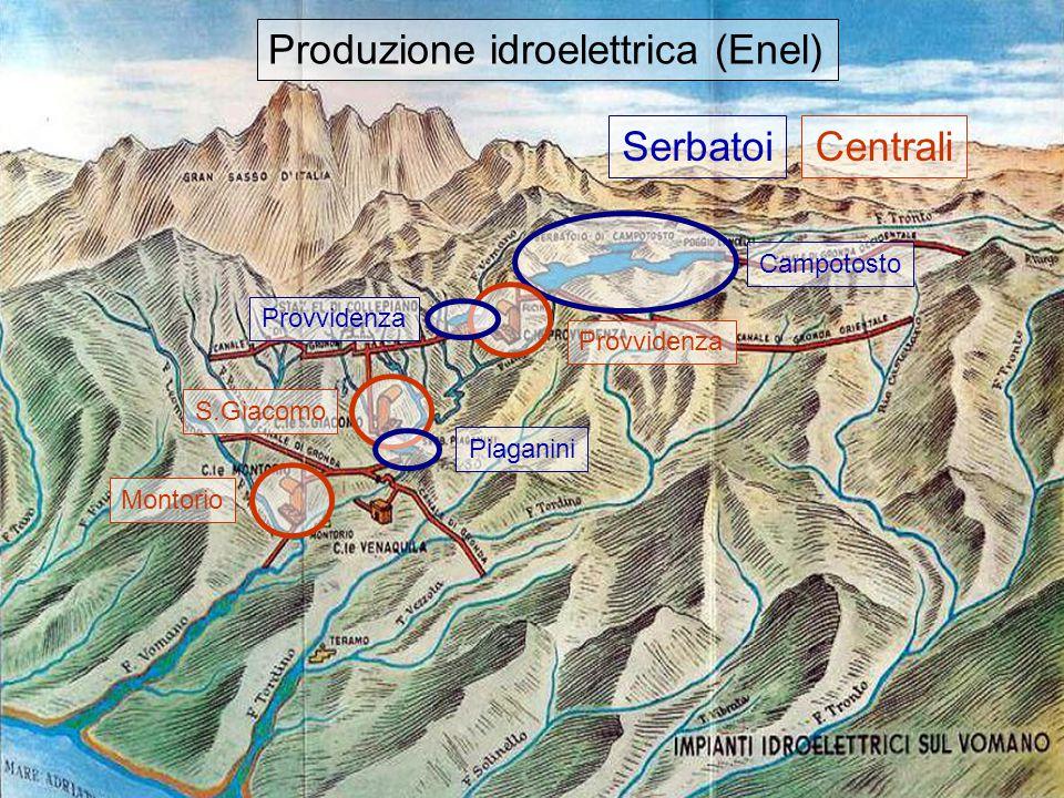 Prod.Idroelettrica Vomano
