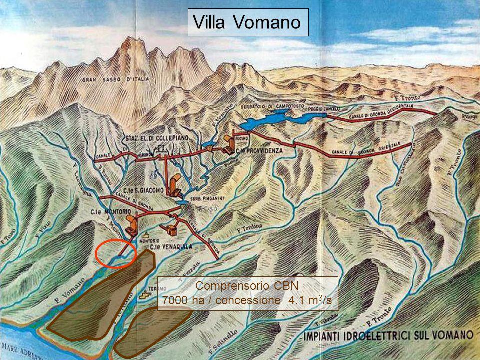 Villa Vomano: CBN Villa Vomano Comprensorio CBN