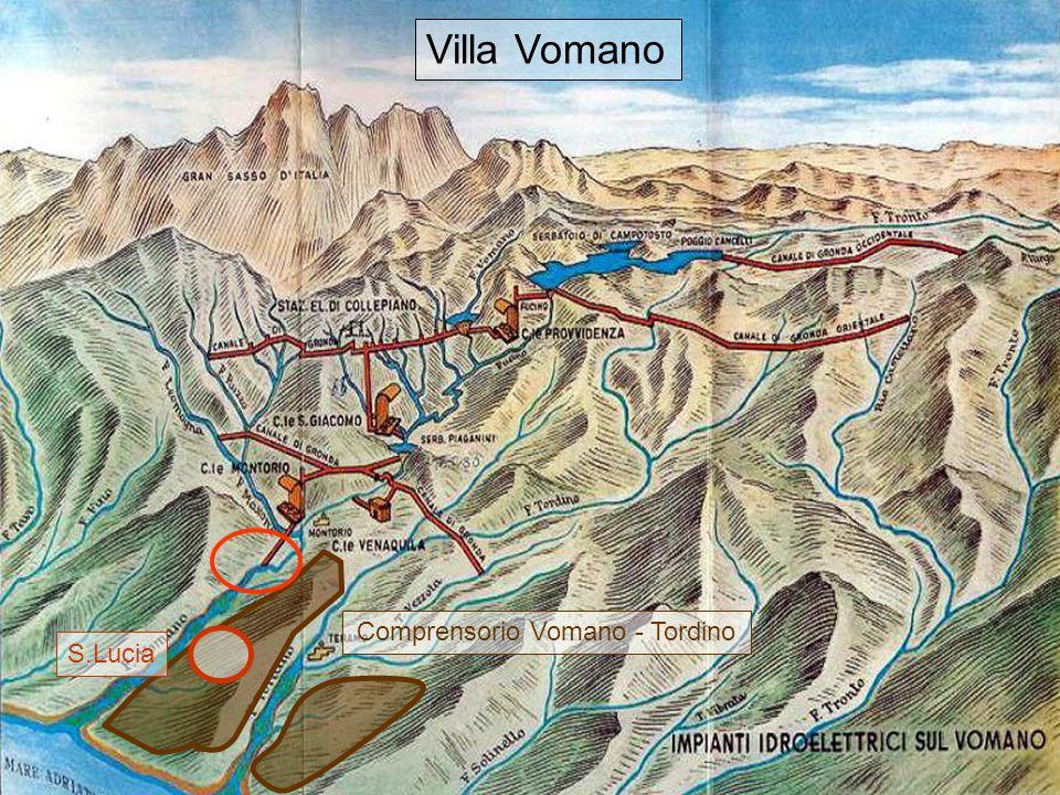 Comprensorio Vomano - Tordino