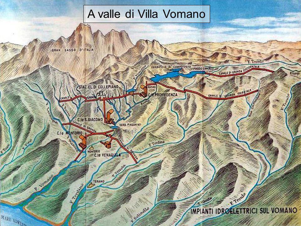 Irrigazione Vomano A valle di Villa Vomano