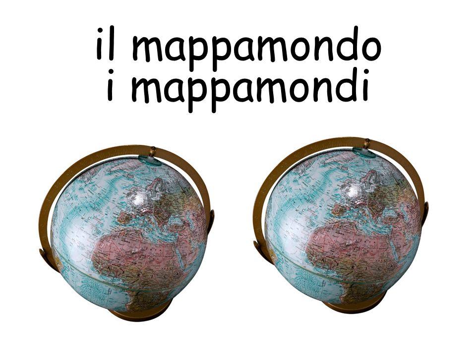 il mappamondo i mappamondi