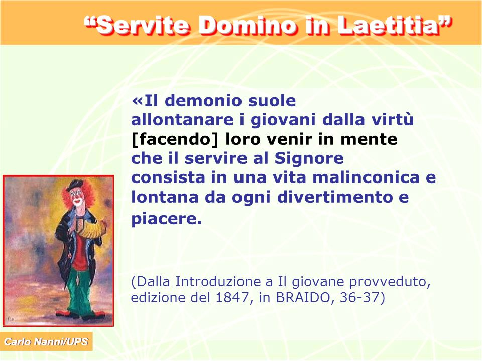 Servite Domino in Laetitia