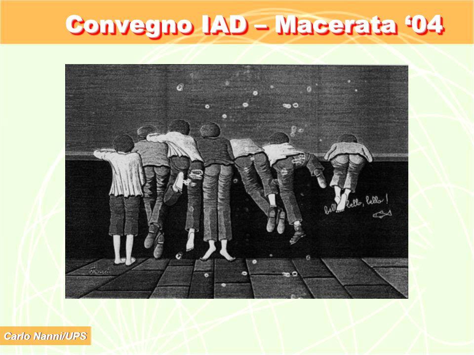 Convegno IAD – Macerata '04