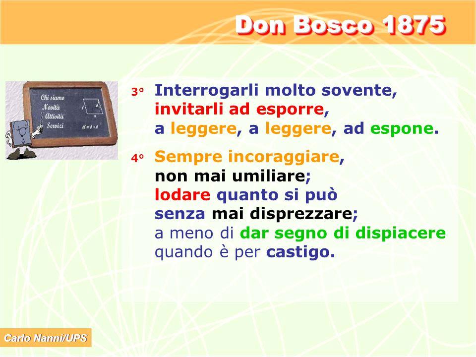Don Bosco 1875 invitarli ad esporre, a leggere, a leggere, ad espone.