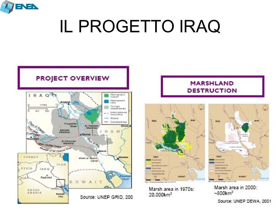 IL PROGETTO IRAQ