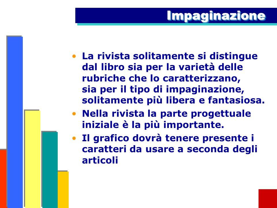 Impaginazione