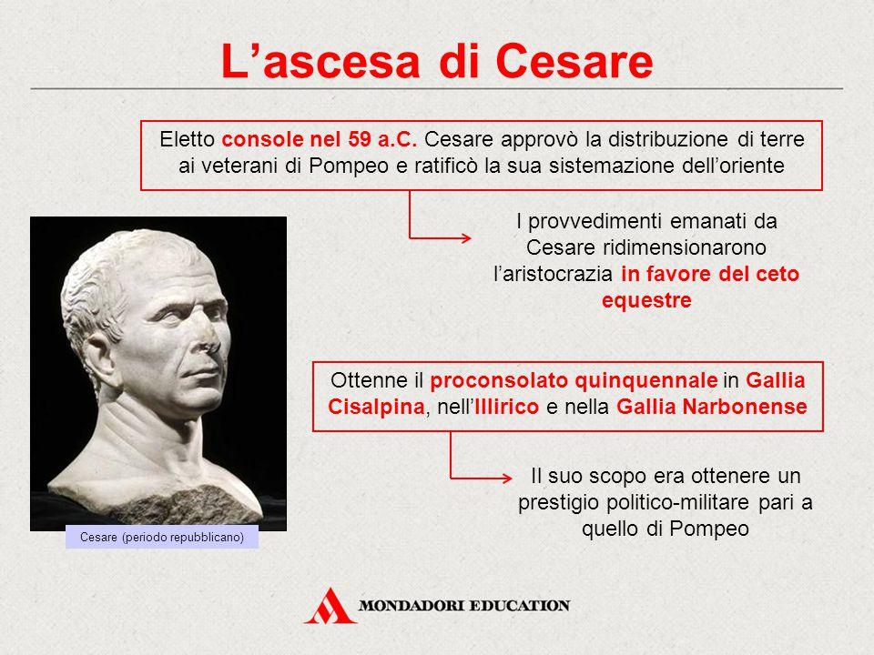 Cesare (periodo repubblicano)