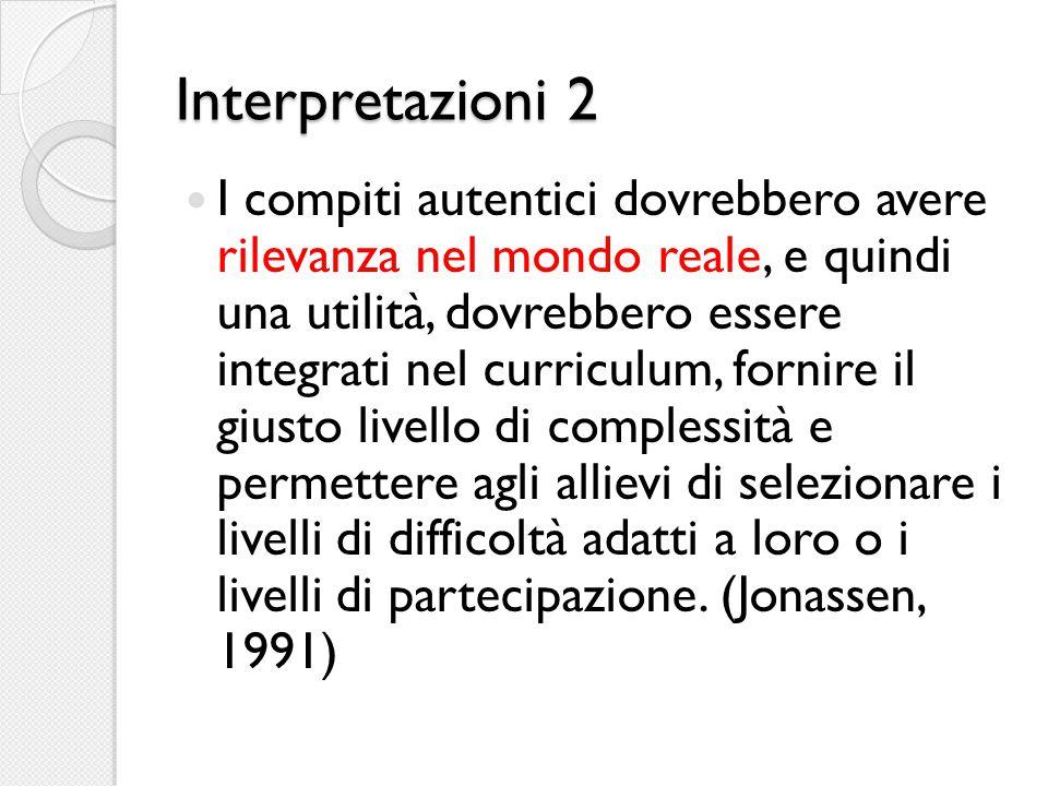 Interpretazioni 2