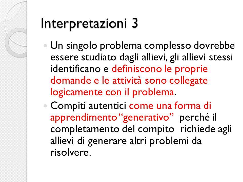 Interpretazioni 3